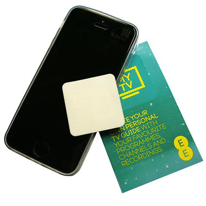 Custom Sticky Screen Cleaner - Microfibre Sticky Screen Cleaner
